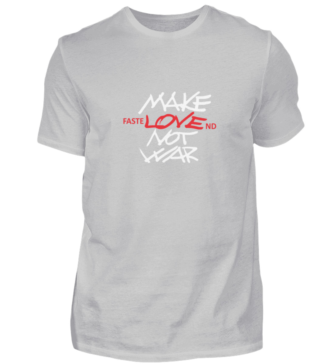 FasteLOVEnd Herren T-Shirt - Herren Shirt-1157