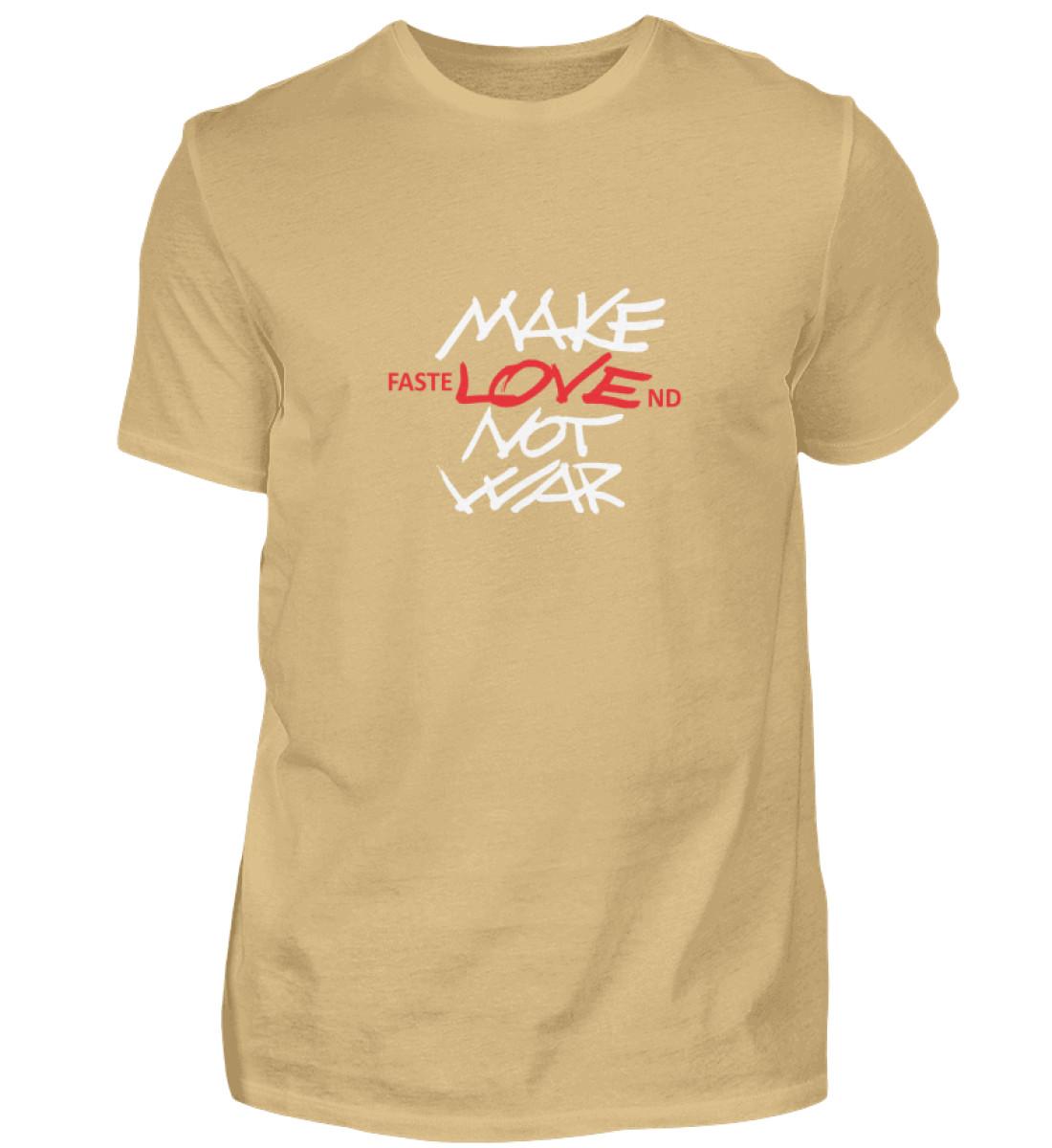 FasteLOVEnd Herren T-Shirt - Herren Shirt-224
