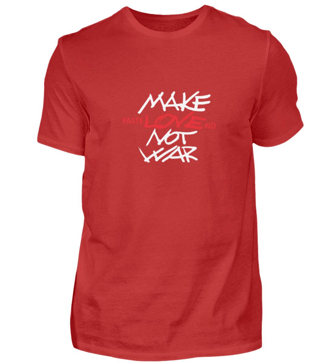 FasteLOVEnd Herren T-Shirt - Herren Shirt-4