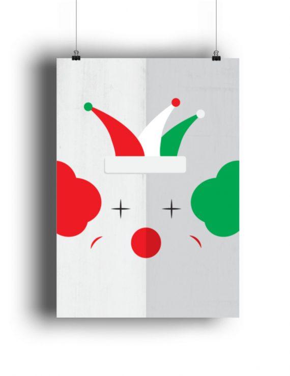 Karneval - Poster A3 - DIN A3 Poster (hochformat)-3