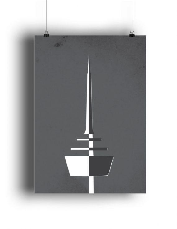 Colonius - Poster A3 - DIN A3 Poster (hochformat)-3