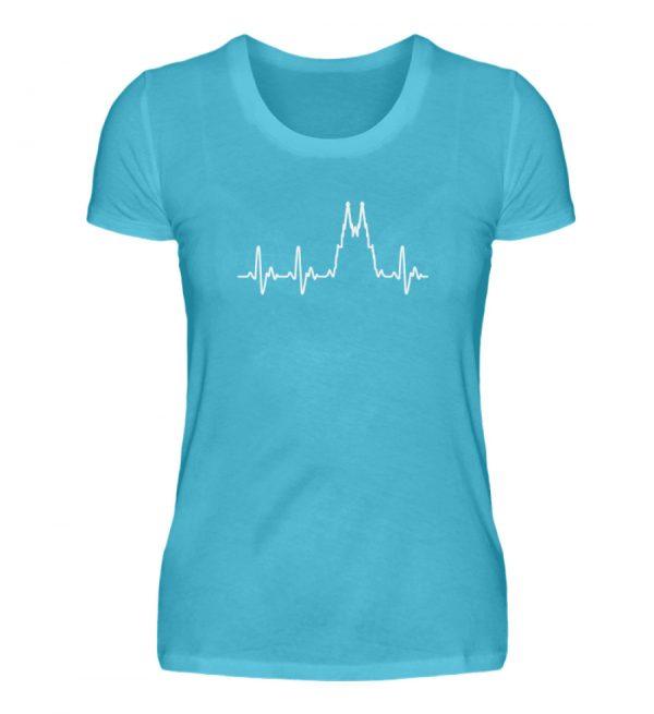 Herz für Köln T-Shirt - Damen - Damenshirt-2462
