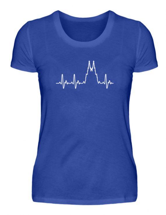 Herz für Köln T-Shirt - Damen - Damenshirt-2496