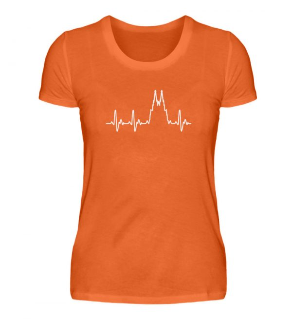 Herz für Köln T-Shirt - Damen - Damenshirt-1692