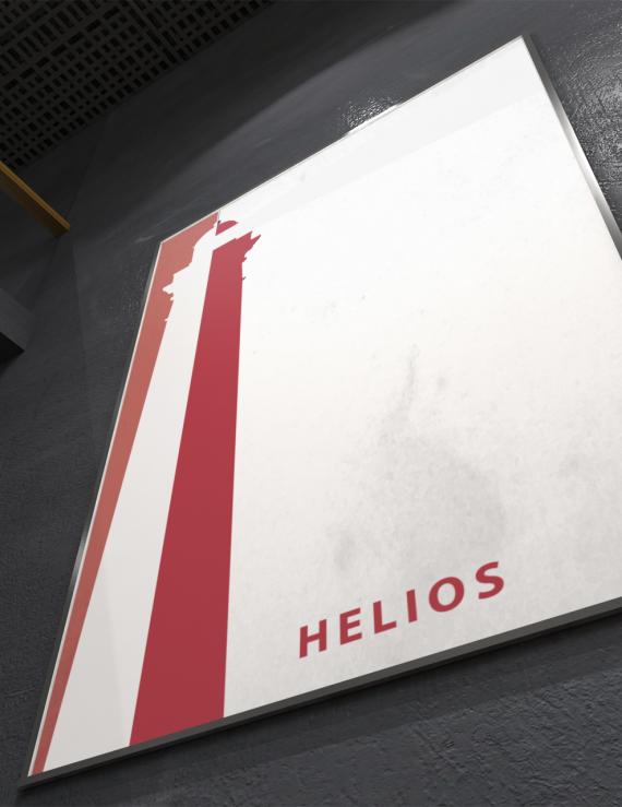 Helios Ehrenfeld Poster