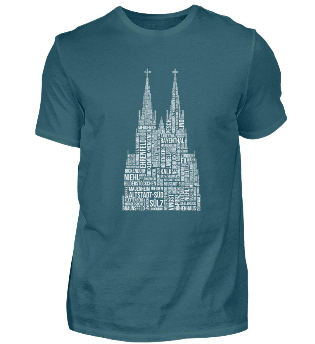 86 Veedel weiß T-Shirt - Herren - Herren Shirt-1096