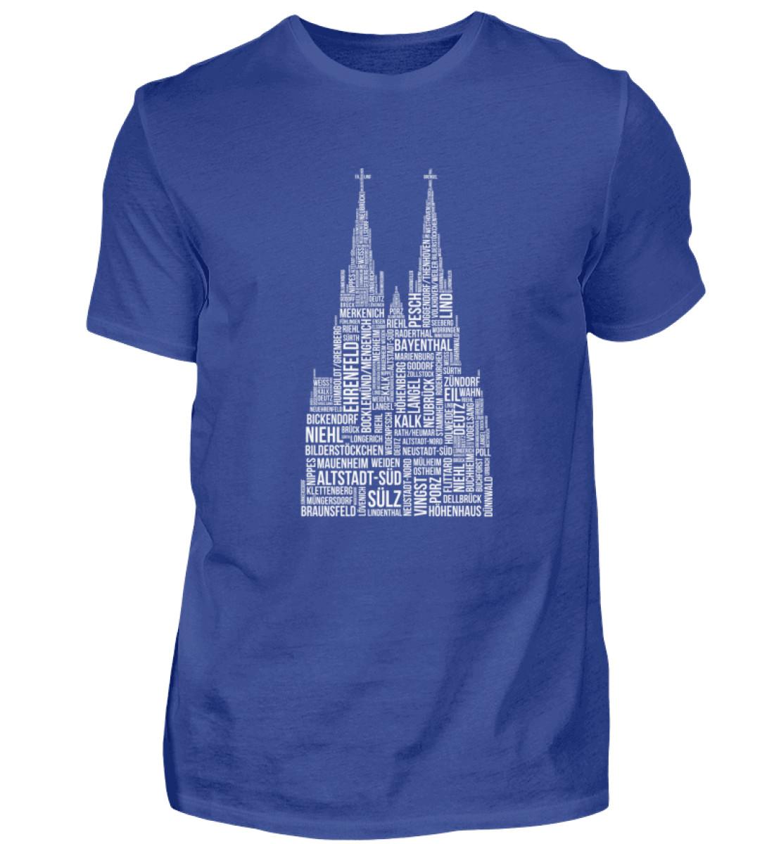 86 Veedel weiß T-Shirt - Herren - Herren Shirt-668