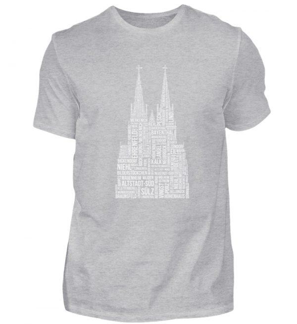 86 Veedel weiß T-Shirt - Herren - Herren Shirt-17