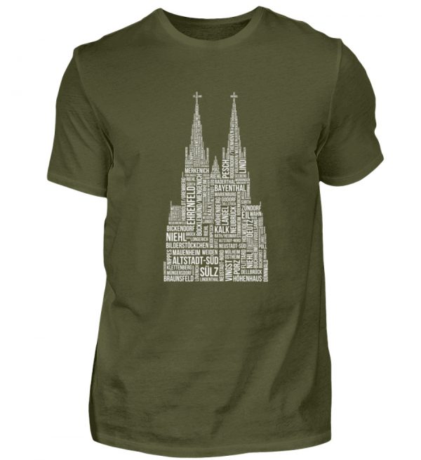 86 Veedel weiß T-Shirt - Herren - Herren Shirt-1109