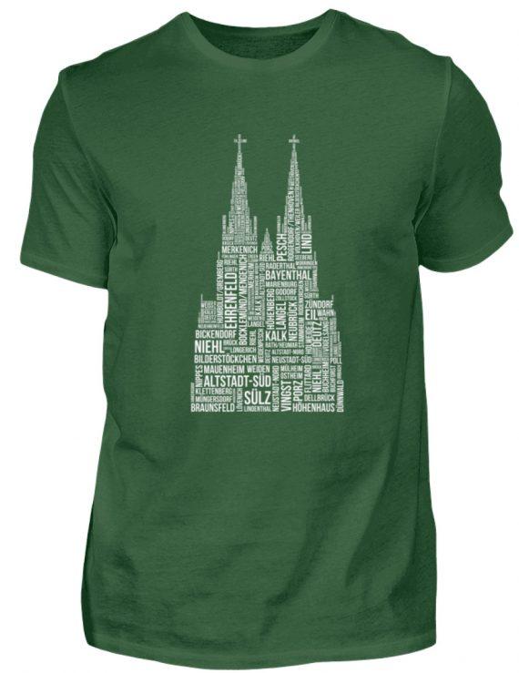86 Veedel weiß T-Shirt - Herren - Herren Shirt-833