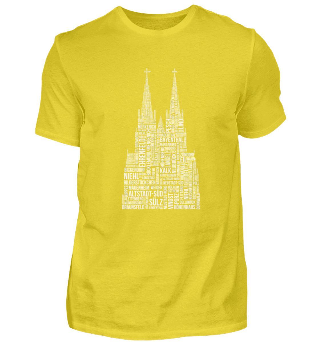 86 Veedel weiß T-Shirt - Herren - Herren Shirt-1102