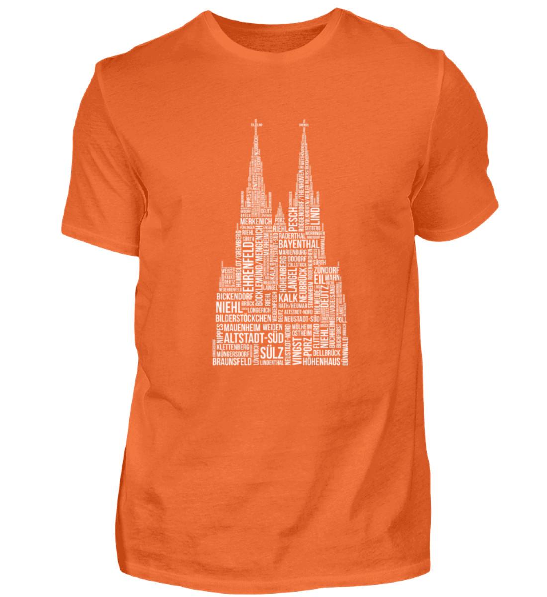86 Veedel weiß T-Shirt - Herren - Herren Shirt-1692