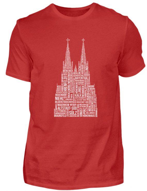 86 Veedel weiß T-Shirt - Herren - Herren Shirt-4