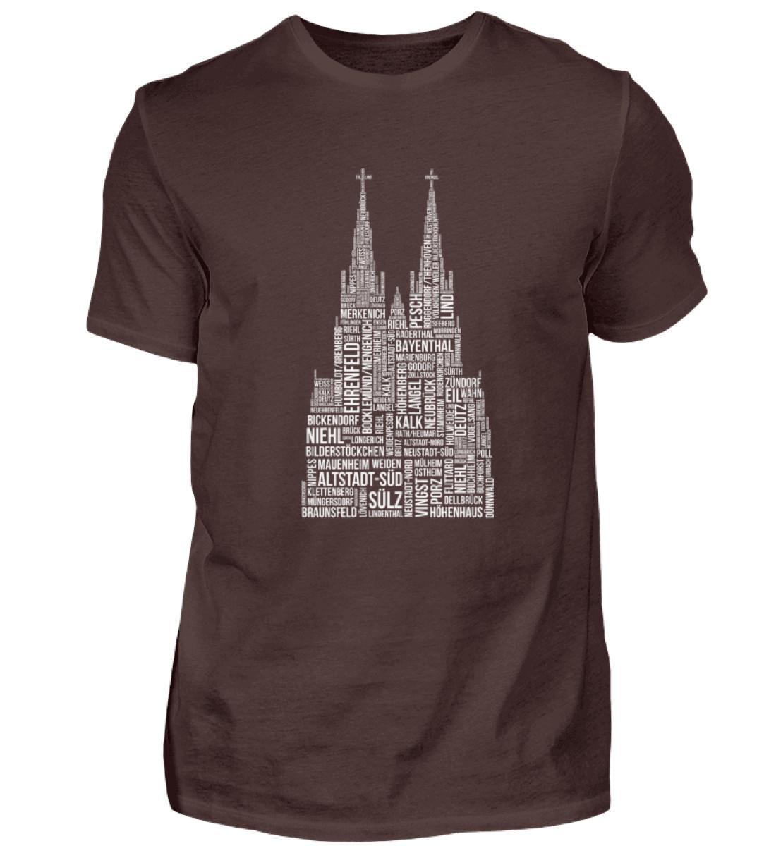 86 Veedel weiß T-Shirt - Herren - Herren Shirt-1074