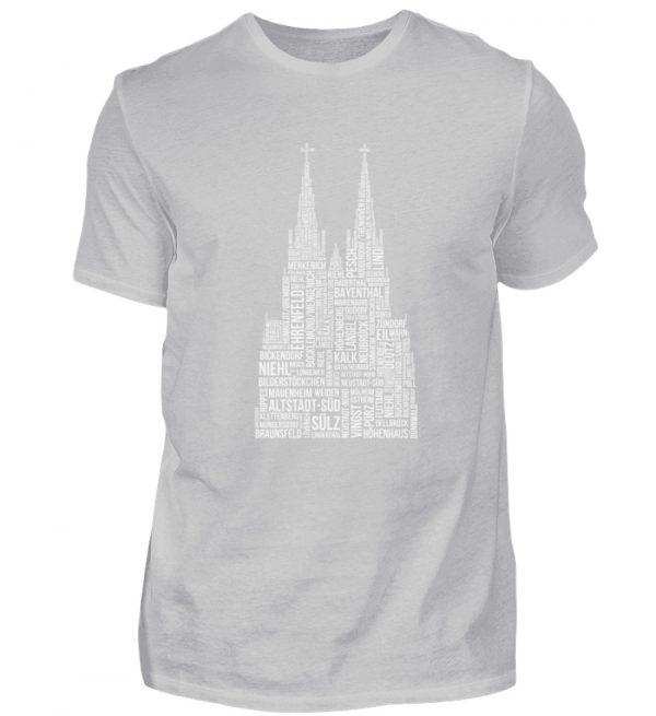 86 Veedel weiß T-Shirt - Herren - Herren Shirt-1157