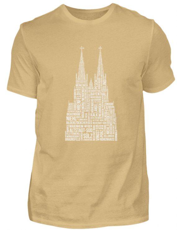 86 Veedel weiß T-Shirt - Herren - Herren Shirt-224