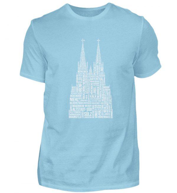 86 Veedel weiß T-Shirt - Herren - Herren Shirt-674