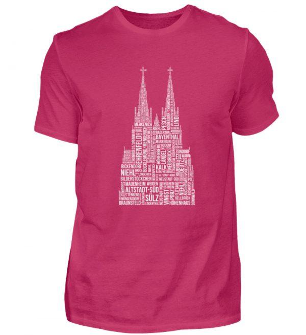 86 Veedel weiß T-Shirt - Herren - Herren Shirt-1216