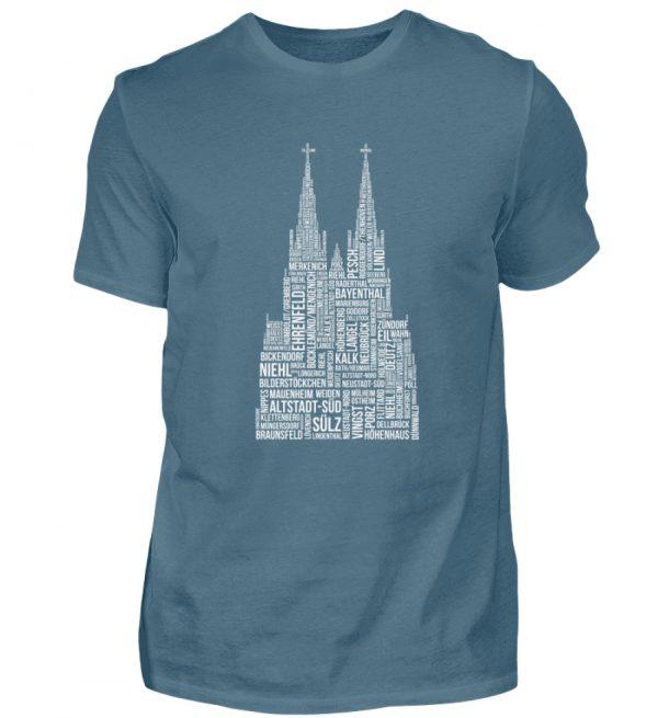 86 Veedel weiß T-Shirt - Herren - Herren Shirt-1230