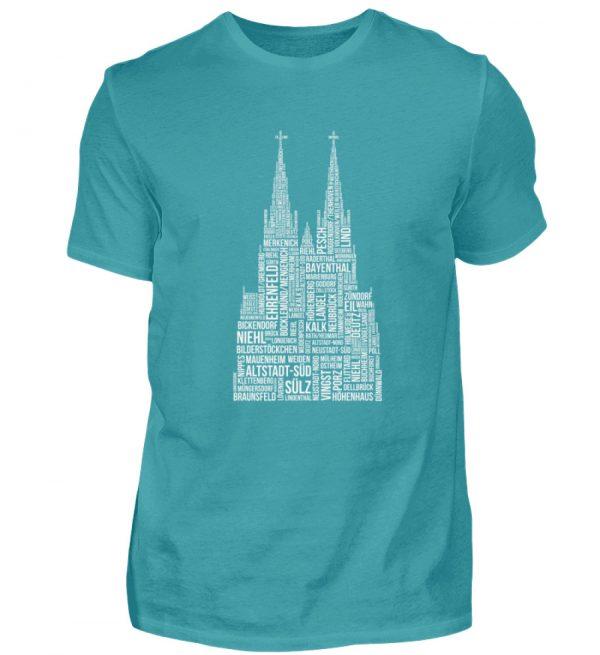 86 Veedel weiß T-Shirt - Herren - Herren Shirt-1242
