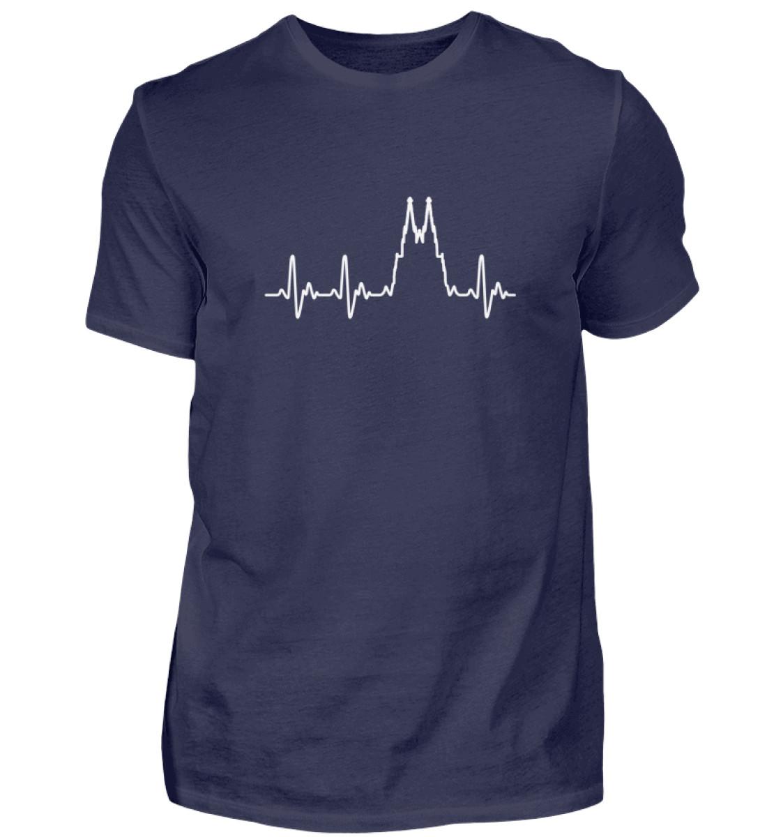 Herz für Köln T-Shirt - Herren - Herren Shirt-198