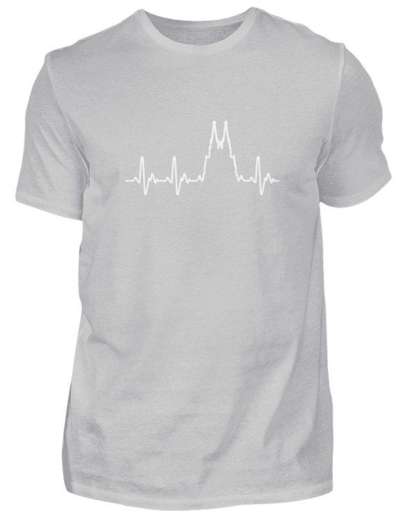 Herz für Köln T-Shirt - Herren - Herren Shirt-1157