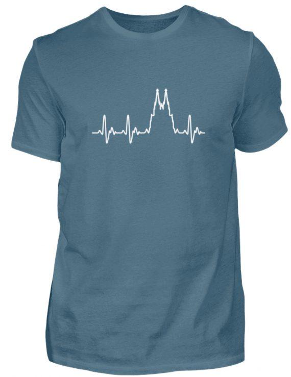 Herz für Köln T-Shirt - Herren - Herren Shirt-1230