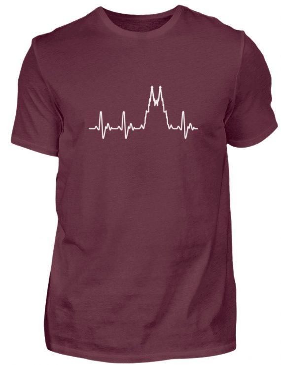 Herz für Köln T-Shirt - Herren - Herren Shirt-839