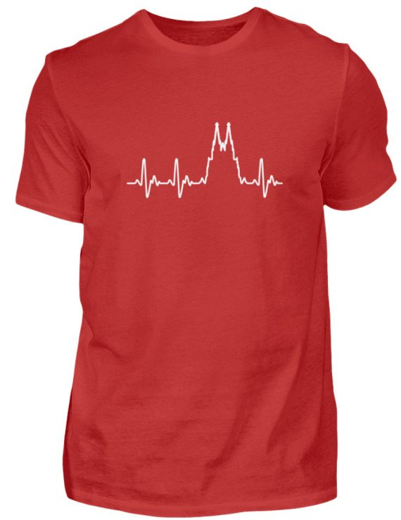 Herz für Köln T-Shirt - Herren - Herren Shirt-4