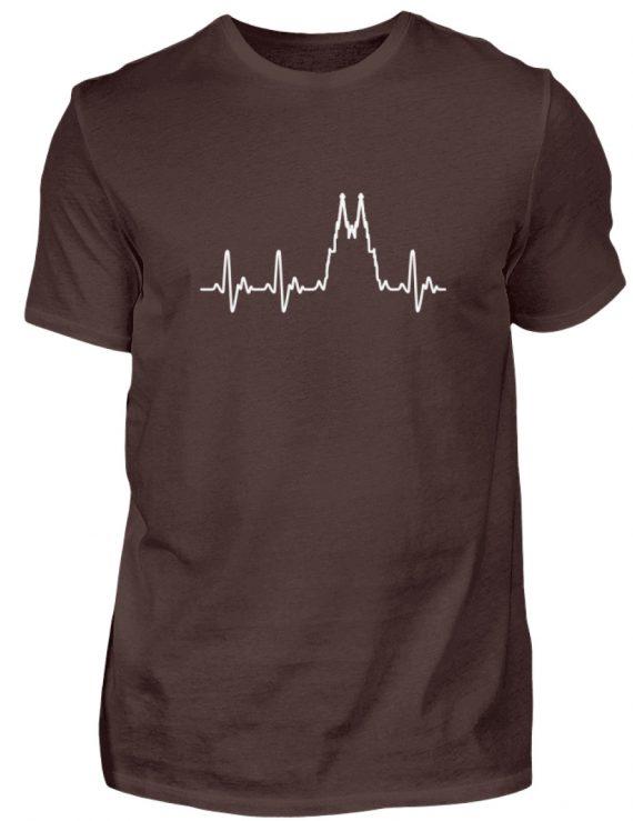 Herz für Köln T-Shirt - Herren - Herren Shirt-1074