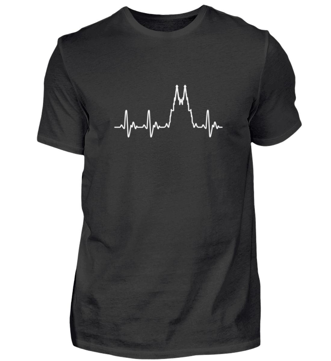 Herz für Köln T-Shirt - Herren - Herren Shirt-16