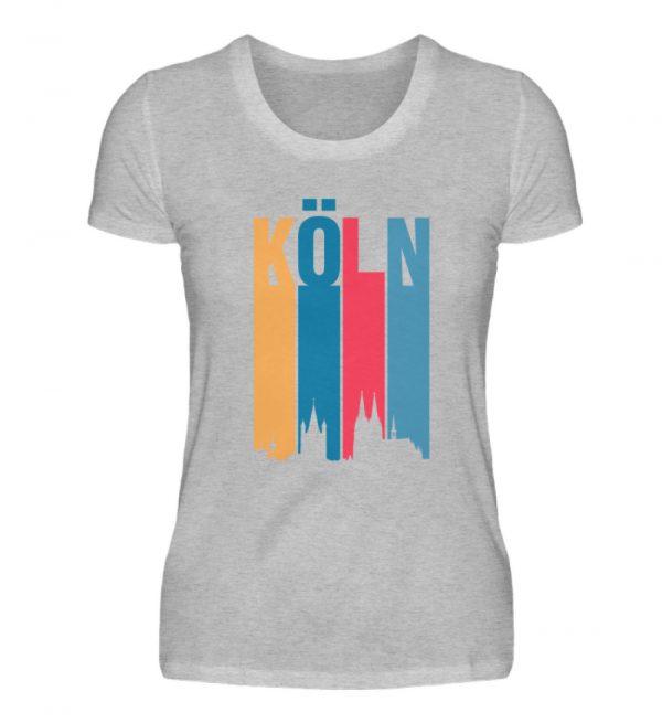 Köln ist bunt Frauen neu - Damenshirt-17