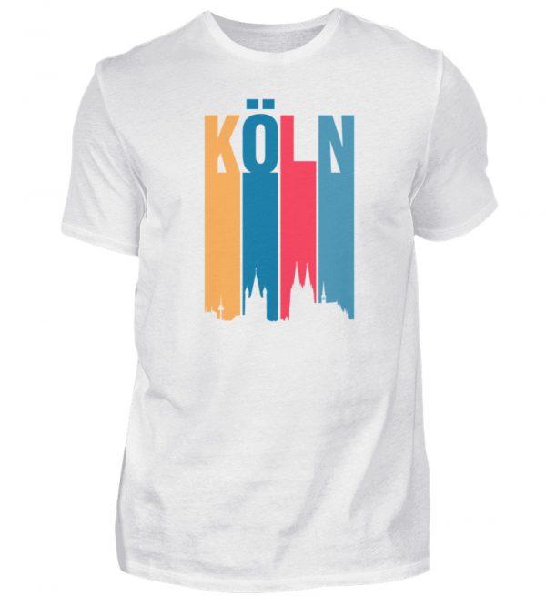Köln ist bunt - Herren Shirt-3