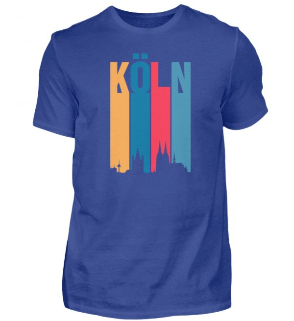 Köln ist bunt - Herren Shirt-668
