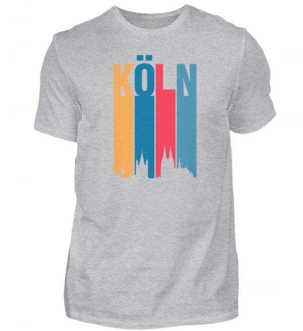 Köln ist bunt - Herren Shirt-17