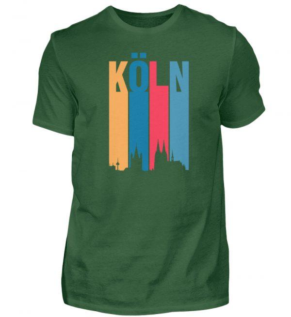 Köln ist bunt - Herren Shirt-833