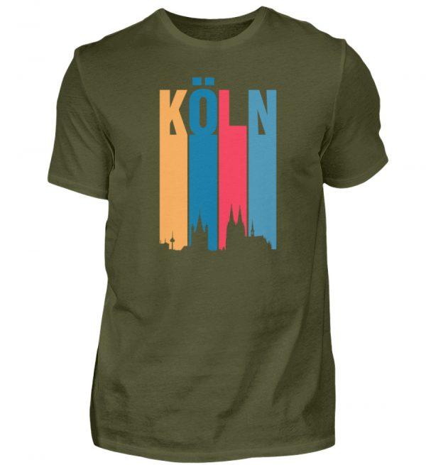 Köln ist bunt - Herren Shirt-1109