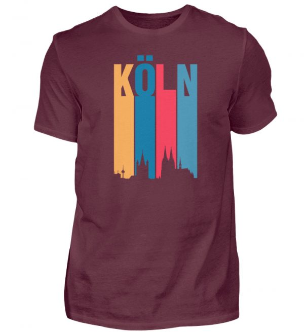 Köln ist bunt - Herren Shirt-839