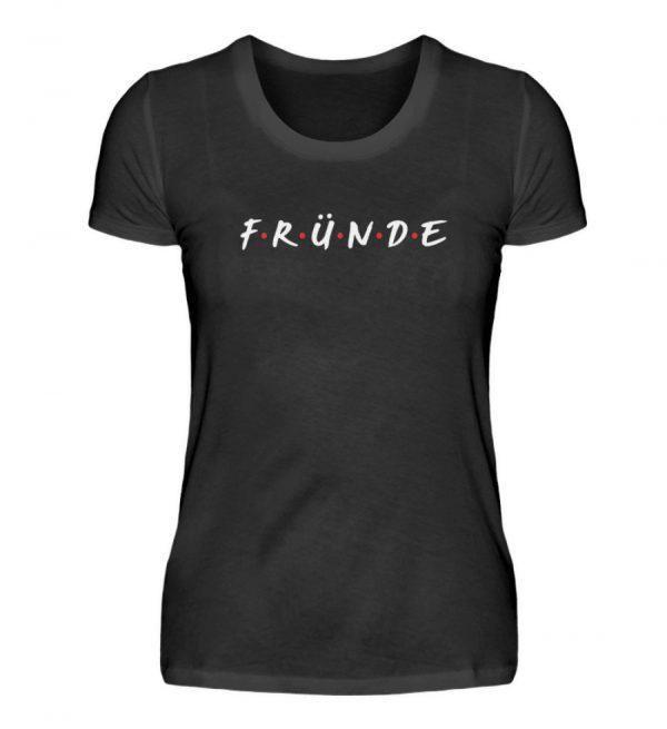 Fründe - Damenshirt-16
