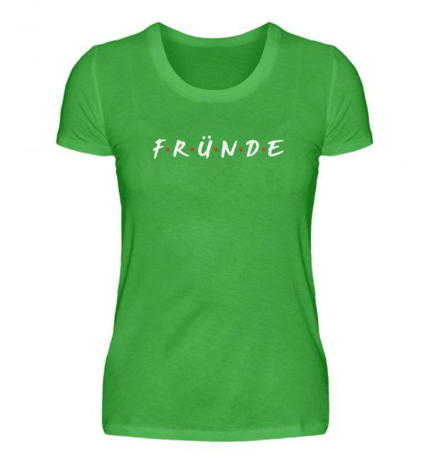 Fründe - Damenshirt-2468