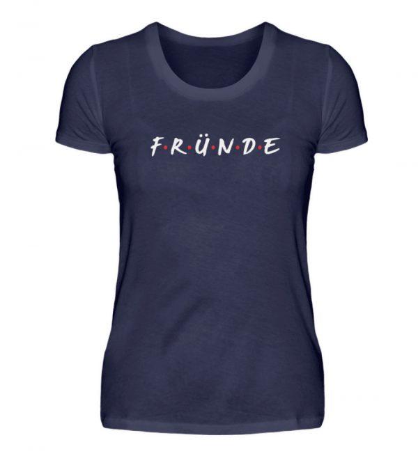 Fründe - Damenshirt-198