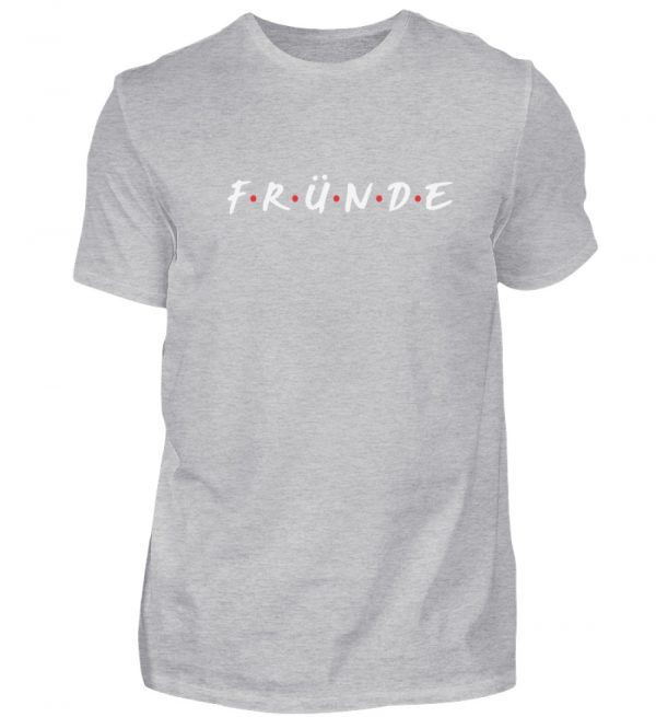 Fründe - Herren Shirt-17