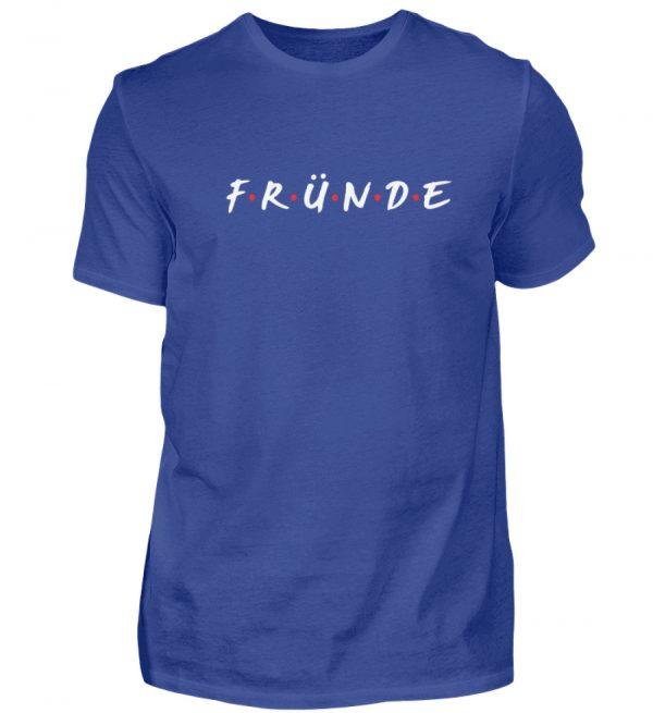 Fründe - Herren Shirt-668