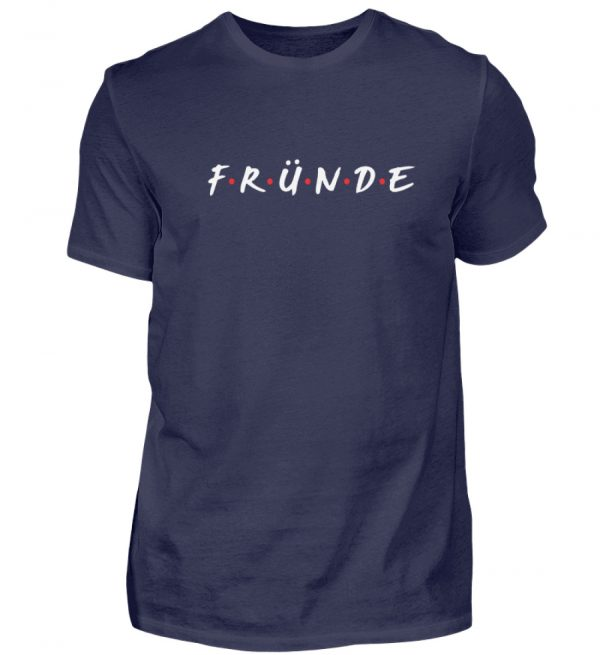Fründe - Herren Shirt-198