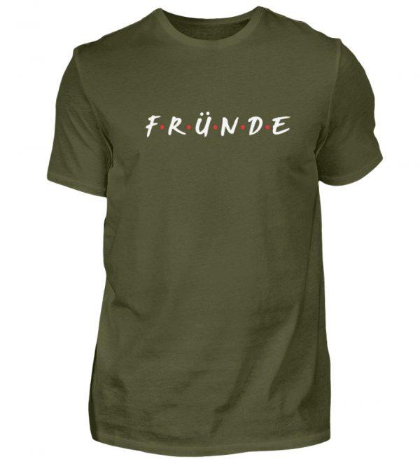 Fründe - Herren Shirt-1109