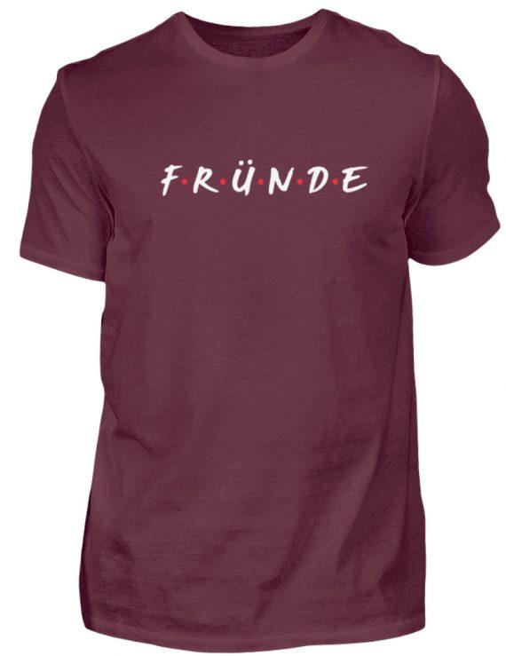 Fründe - Herren Shirt-839