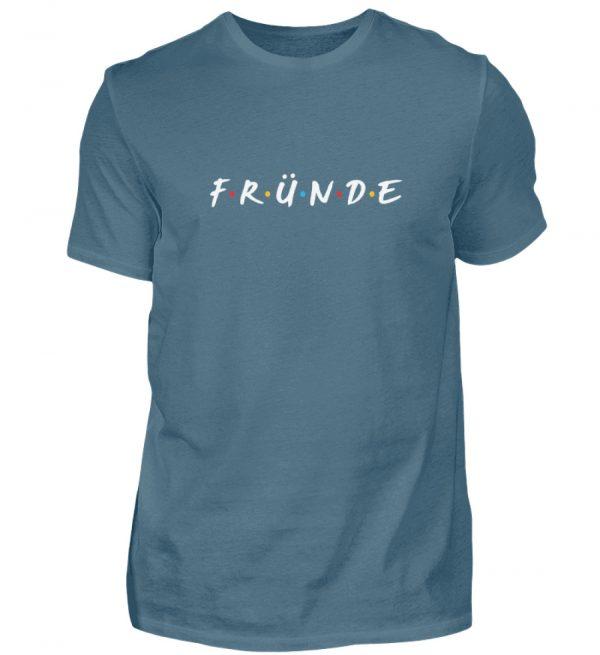 Fründe - bunt - Herren Shirt-1230