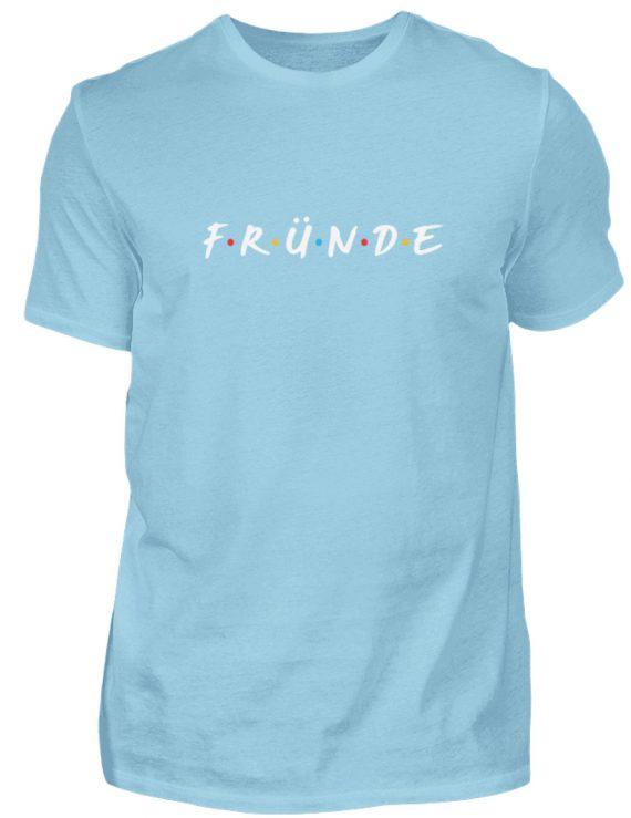 Fründe - bunt - Herren Shirt-674